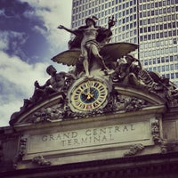 Photo taken at Grand Central Terminal by Jonathan B. on 7/26/2013