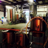 Photo taken at Due South Brewing Co. by Jonathan B. on 7/13/2013