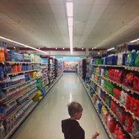 Photo taken at ShopRite by Kevin on 3/23/2014