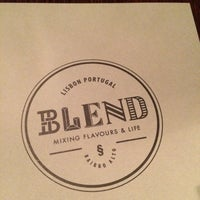 Photo taken at Blend Bairro Alto by Tristan G. on 1/1/2016