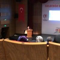 Photo taken at Samsun Büyükşehir Belediyesi Kültür Merkezi by Okan S. on 1/15/2014