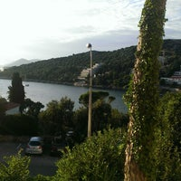 Photo taken at Hotel Adriatic by Tatyana L. on 8/19/2014