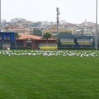 2/15/2014 tarihinde Burcin S.ziyaretçi tarafından Fenerbahce Spor Okulları'de çekilen fotoğraf