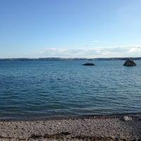 Photo taken at Beacon Cove by Luke B. on 7/28/2014