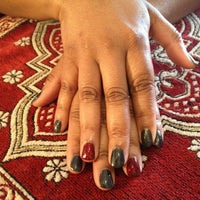 Photo taken at Shie'ree's Natural Nail Care by jasmaine n. on 3/30/2013