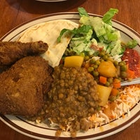 Photo taken at Curry Fried Chicken by Jack W. on 3/21/2017