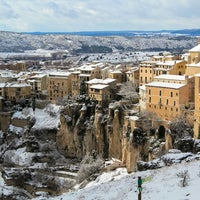 Photo taken at Mirador del castillo by Daz_010010 on 2/14/2014