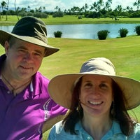 Photo taken at Hawaii Prince Golf Club by Peggy V. on 11/11/2014