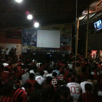 Photo taken at Base Camp Milanisti Indonesia by awaludin s. on 12/22/2013