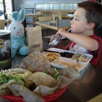 Photo taken at Chipotle Mexican Grill by Carlos B. on 5/10/2014
