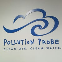 Photo taken at Pollution Probe by Tatiana on 1/21/2014