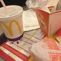 Photo taken at McDonald's & McCafe by Alif L. on 10/15/2017