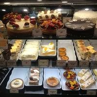 Photo taken at la Madeleine French Bakery & Café Mandeville by Roberta C. on 4/10/2013