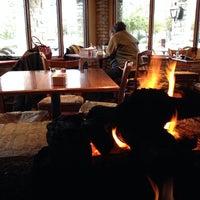 Photo taken at la Madeleine French Bakery & Café Mandeville by Roberta C. on 1/28/2014