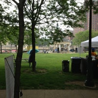 Photo taken at Pere Marquette Park by Streetza P. on 6/12/2013