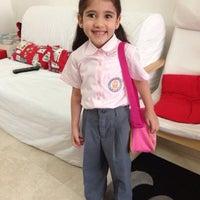 Photo taken at المدرسه الدوليه العلميه by Khaled A. on 9/22/2013