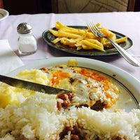 Photo taken at Aldeia Restaurante e Churrascaria by Filipe E. on 2/20/2014
