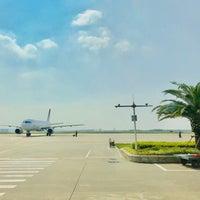 Photo taken at Zhanjiang Airport (ZHA) by BamBoo D. on 10/23/2017
