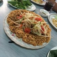 Photo taken at ร้านอาหารตาชั่งอีสาน-ใต้(สนามบิน) by Nu T. on 12/30/2013