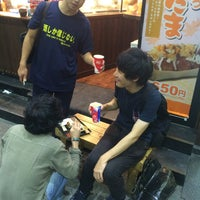 Photo taken at 銀だこ 浅草店 by Coma1192 on 9/23/2015