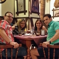 Photo taken at Restaurante 1492 by Ignacio M. on 10/20/2014