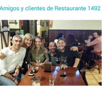 Photo taken at Restaurante 1492 by Ignacio M. on 10/15/2014