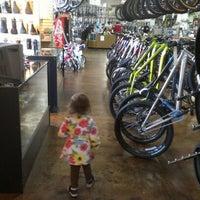 Photo taken at Richardson Bike Mart by Audrey B. on 10/8/2012