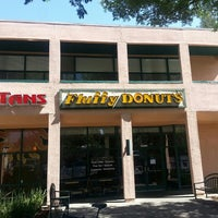 Photo taken at Fluffy Donuts & Sandwich Shop by Scott M. on 6/13/2016