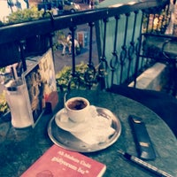 6/24/2014 tarihinde Taha Ö.ziyaretçi tarafından Fazıl Bey'in Türk Kahvesi'de çekilen fotoğraf