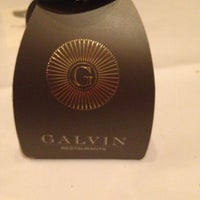 Photo taken at Galvin Bistrot de Luxe by vassilina ❌. on 10/2/2012