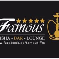 Photo taken at Famous Shisha Lounge by Sandro B. on 6/19/2014