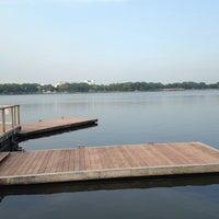Photo taken at The Floating Platform by Desmond L. on 4/19/2014