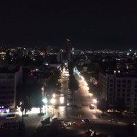 Das Foto wurde bei Mirador Monumento a la Revolución Mexicana von Juan De Dios S. am 11/21/2016 aufgenommen