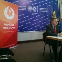 Photo taken at Camera de Comerț și Industrie a Republicii Moldova by Katiusha K. on 1/26/2015