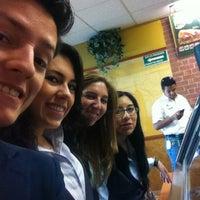 Photo taken at Subway by Rodrigo O. on 3/5/2014