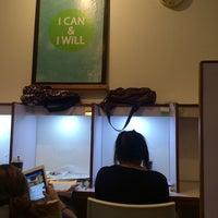 Photo taken at Omou Think Café by Lycel C. on 8/3/2015