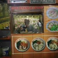 Photo taken at Mie Ayam Hoping by Sonny P. on 3/12/2017