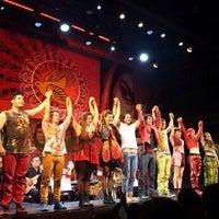 Das Foto wurde bei Teatro Milán von Abrahamw G. am 6/9/2014 aufgenommen