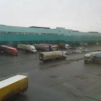 Photo taken at Юлмарт, центральный магазин-склад by Александр Б. on 12/23/2013