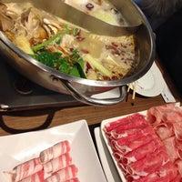 Photo taken at 小肥羊 品川店 by Takashi T. on 11/2/2014