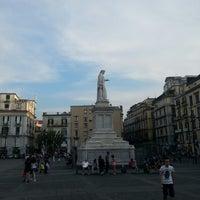 Foto scattata a Piazza Dante da kosmar k. il 7/6/2013
