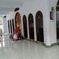 Photo taken at masjid at-taubat by Asli Khatul K. on 2/5/2014