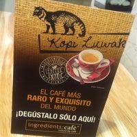 Photo taken at Ingredients: cafè by Rosa L. on 10/19/2014