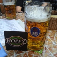 Photo taken at The Hoppy Brewer by Ramie M. on 9/30/2012
