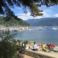 Photo taken at Deep Cove Outdoors by Siamack G. on 8/25/2015