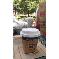 Photo taken at Dunkin' Donuts by لمى 🕊 on 8/9/2014