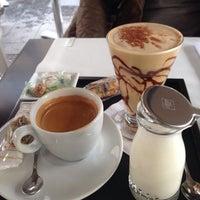 Photo taken at Cubico Caffè by marijke v. on 11/21/2014
