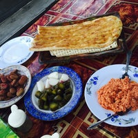 Photo taken at Amo Gholam Hookah | كلبه عمو غلام by Mahnam N. on 12/12/2015