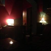 Photo taken at Basama Tea Kafé Room by Libor S. on 3/30/2013