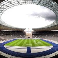 7/11/2013 tarihinde JOEL C.ziyaretçi tarafından Olympiastadion'de çekilen fotoğraf